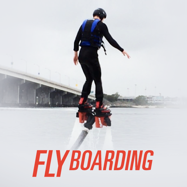 Flyboarding Video