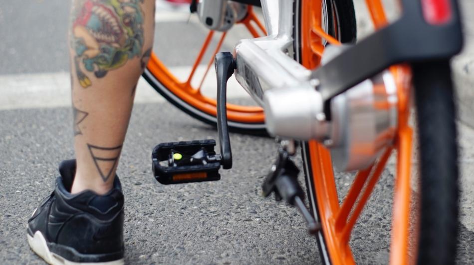 Mobike China