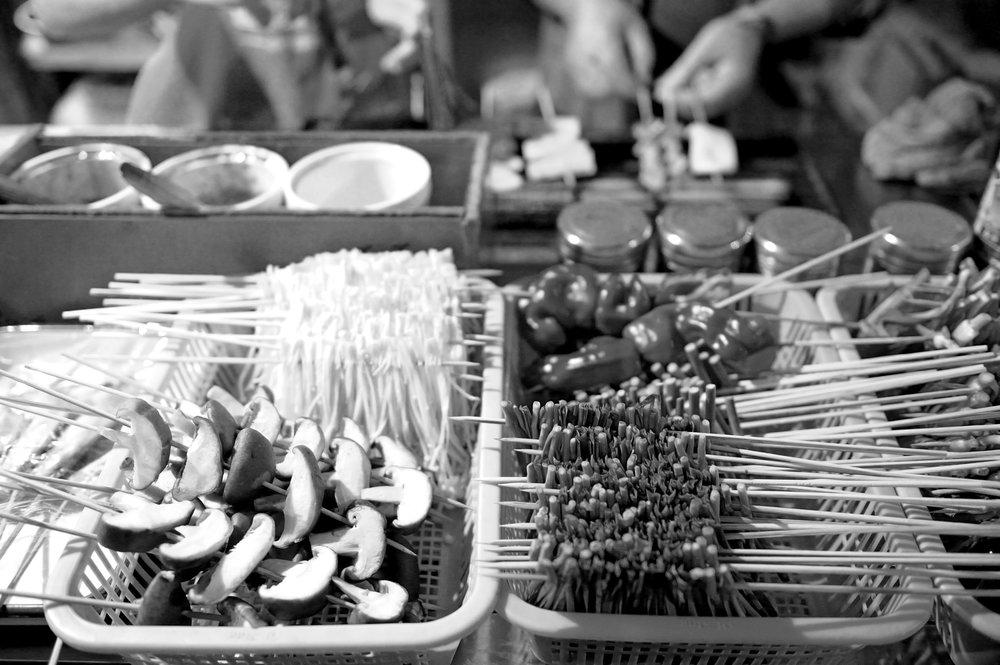 Shanghai's Street Food