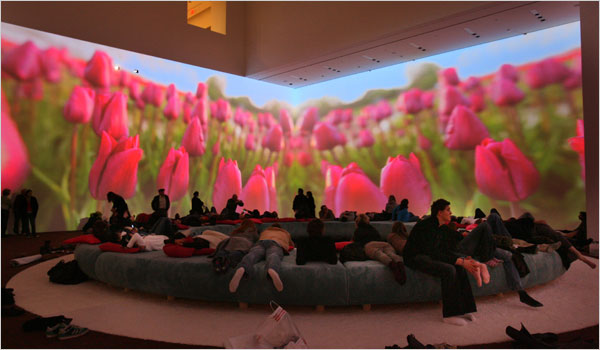 Pipilotti Rist at New Museum