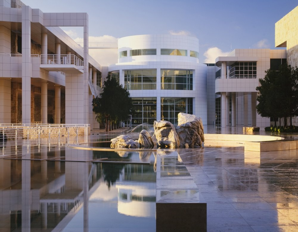 getty museum, La art tours, contemporary art, sharon zoldan