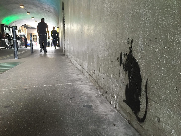 BANKSY, TOOLEY STREET