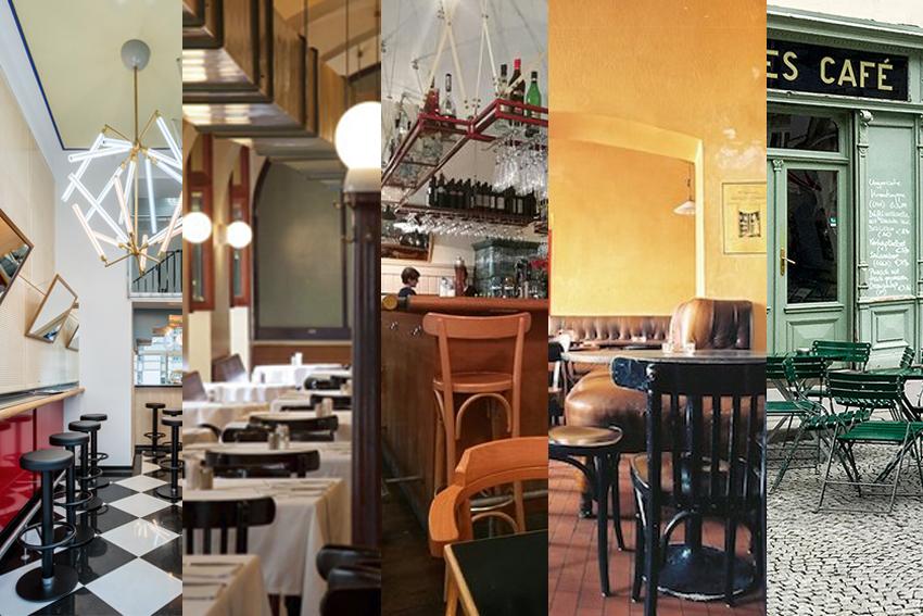 LITTLE ARCHITECTURES: CIN CIN / SALZAMT / PÖSCHL / WUNDERBAR / KLEINES CAFE