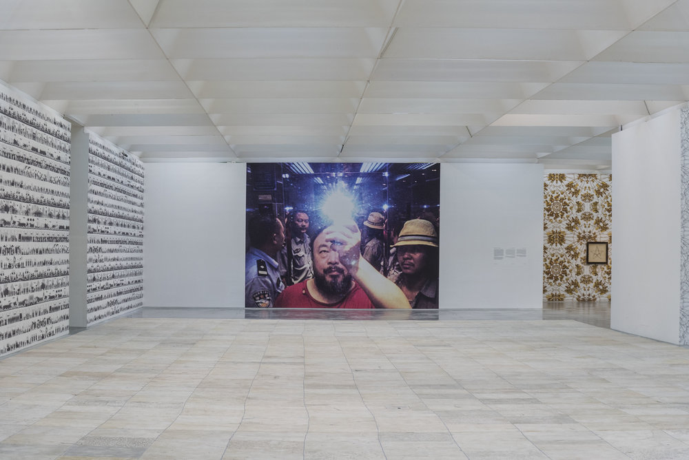 Exhibition view photo by Eli Posner