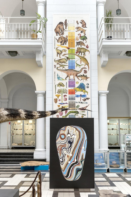 Magdalena Karpinska_Love, Memory, Curiosity_exhibition view_2017. Photo by Bartek Górk