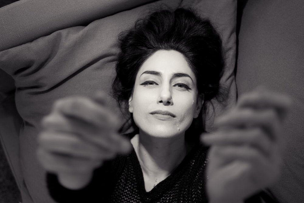 Ronit Elkabetz. Photographer: Gabriel Baharlia, 2011 ©