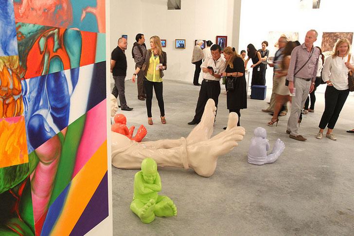 Photo: CONTEXT-Art-Miami-Fair