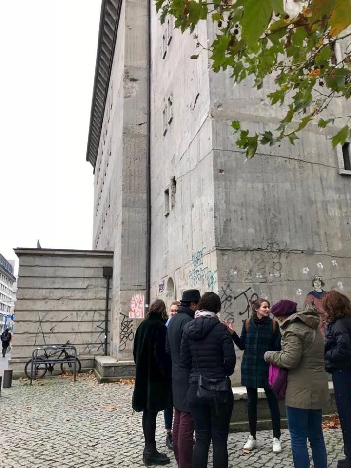 Collection and art gallery tour in Mitte  (Photo: Boros Collection, Mitte)