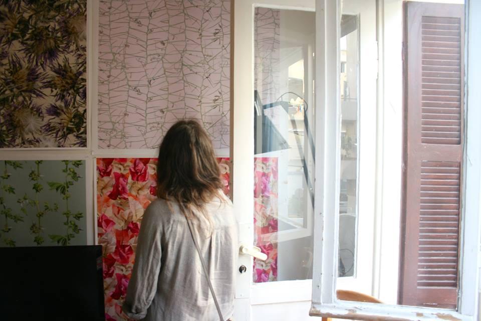 Inside Vera's Studio