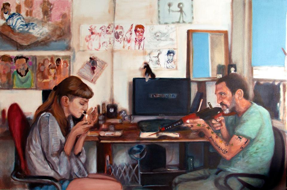 Lies and Power. Zamir Shatz and Bella Volvnik at Rosenfeld Contemporary Art
