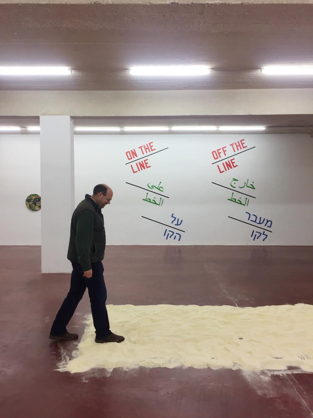 'The Noise of Time' at Dvir Gallery, Tel Aviv