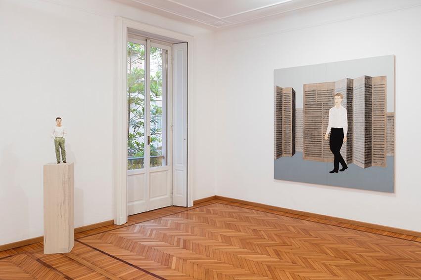 Courtesy Galleria Monica De Cardenas, Milano  credit Andrea Rossetti