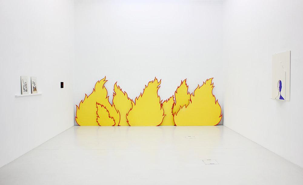 Revisão da Matéria Dada II, Galeria Graça Brandão