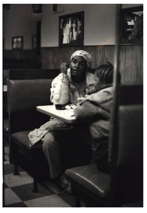 Photo Credit: Ming Smith, Lady and Child, Courtesy of the artist and Steven Kasher Gallery New York.