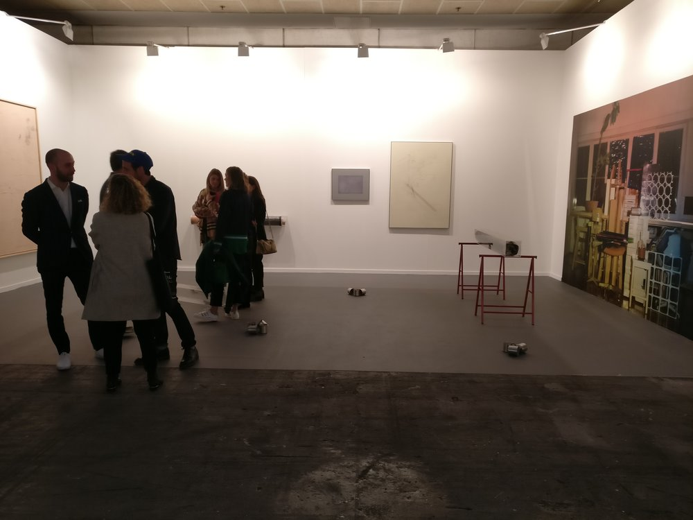 Dvir Gallery at ARCO,  Dialogues  section