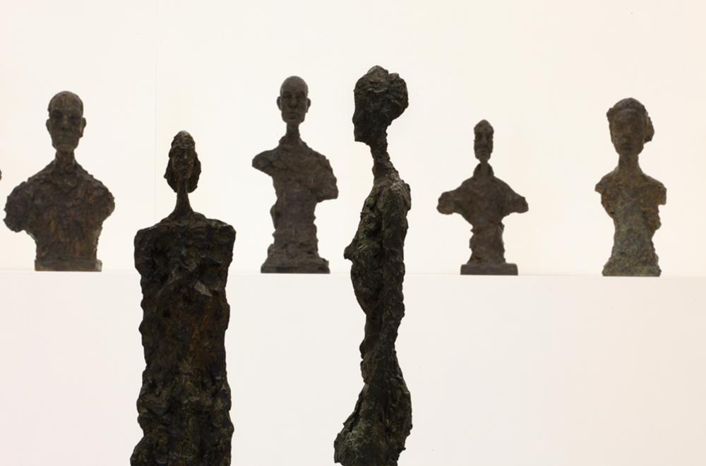 © Alberto Giacometti