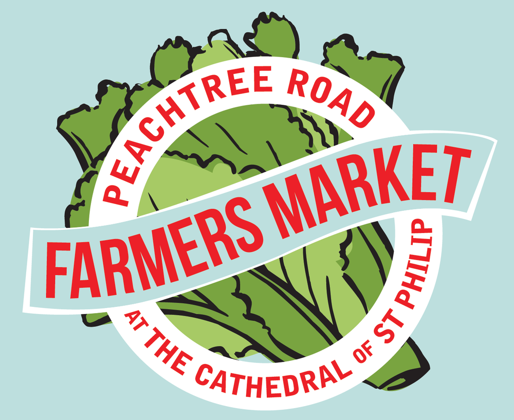 Logo Redesign, Peachtree Road Farmers Market