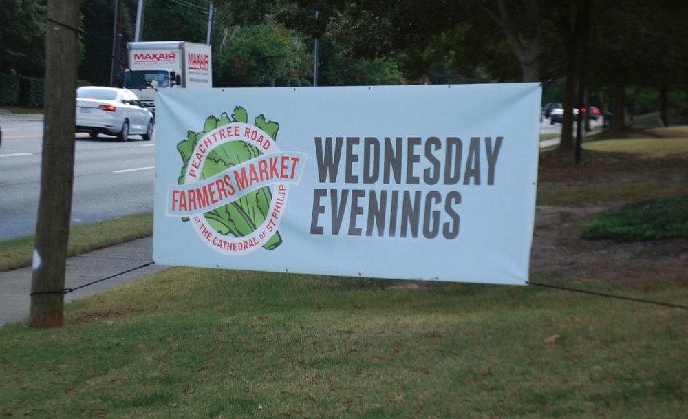 Weeknight Street Banner