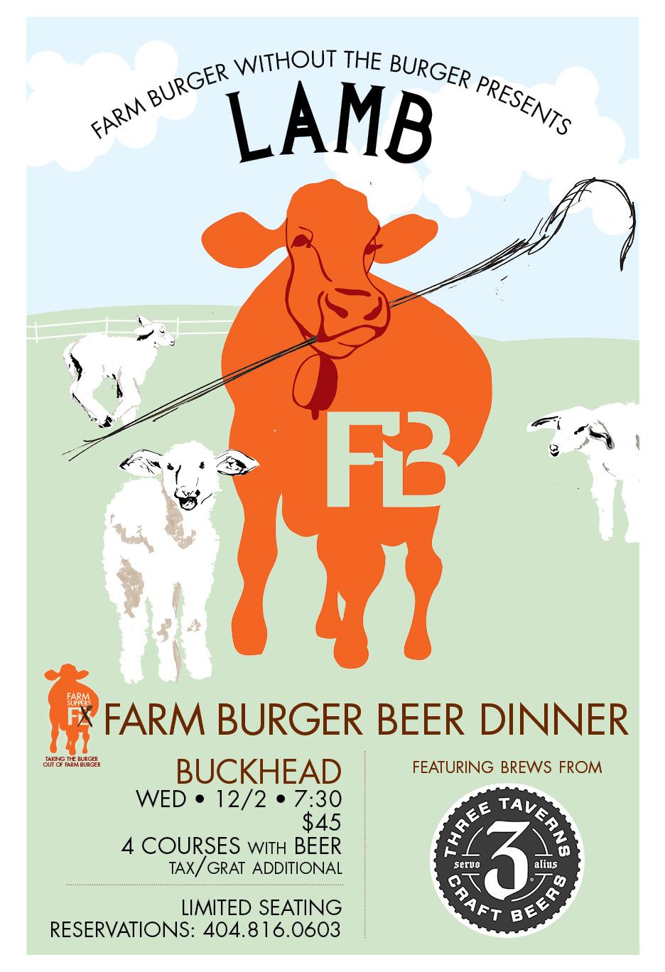 farm meal series: lamb