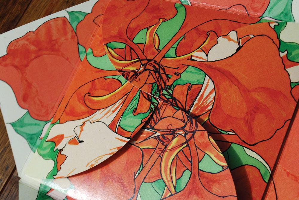 detail, blossom level, valissa y jared