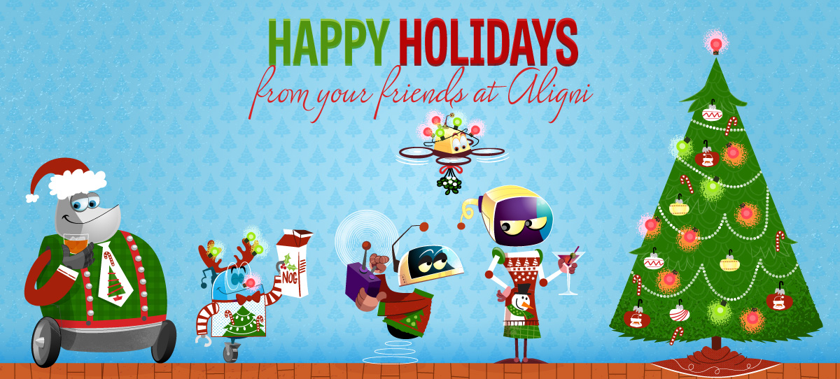 Aligni Christmas Support Page
