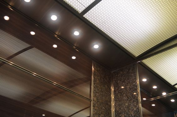 ELEVATOR CEILINGS - Custom Elevator Ceiling Design and Planning