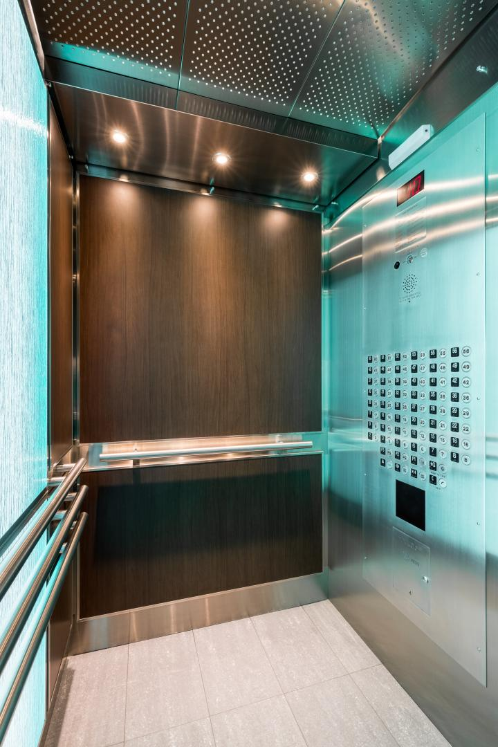 Elevator Wall Panels