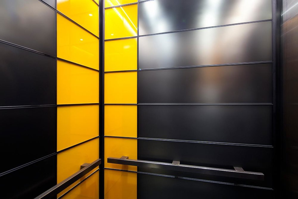 Elevator Cab by Forms+Surfaces.
