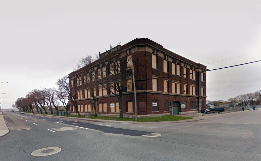 Fensom Elevator Factory in Hamilton