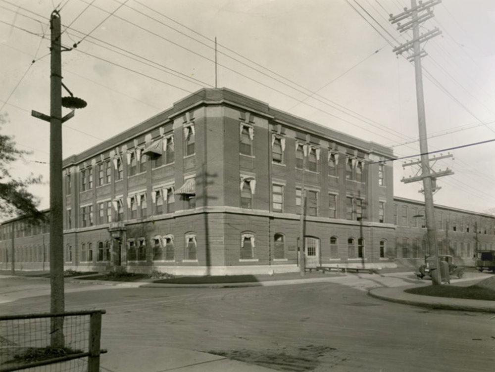 Otis Fensom Works Early 1900's