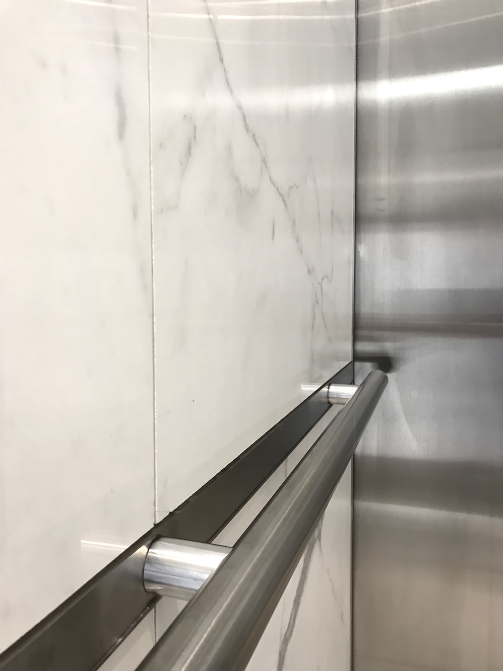 Stainless Steel Tubular Handrail