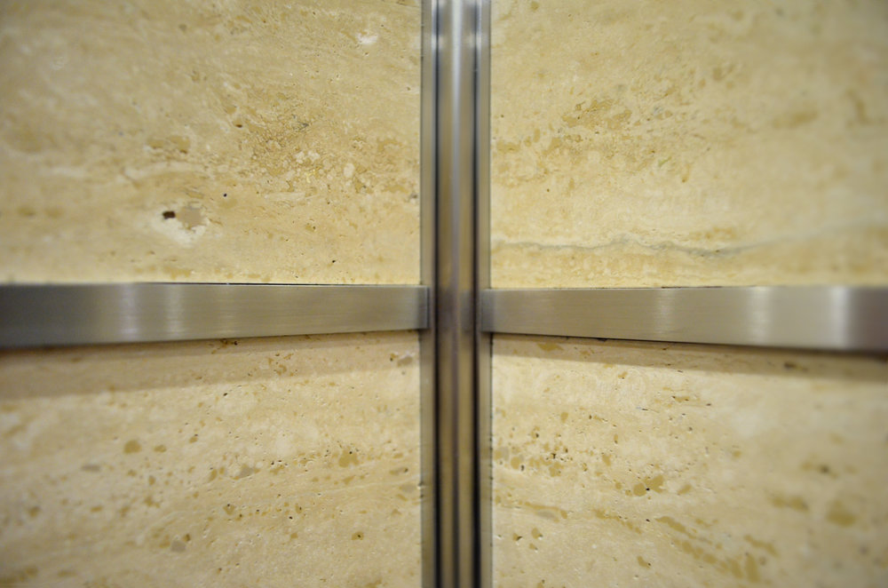 Lightweight Travertine Wall Panels