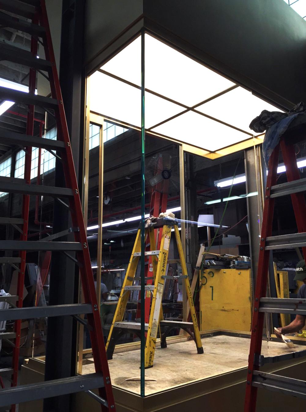 Elevator Manufacturing