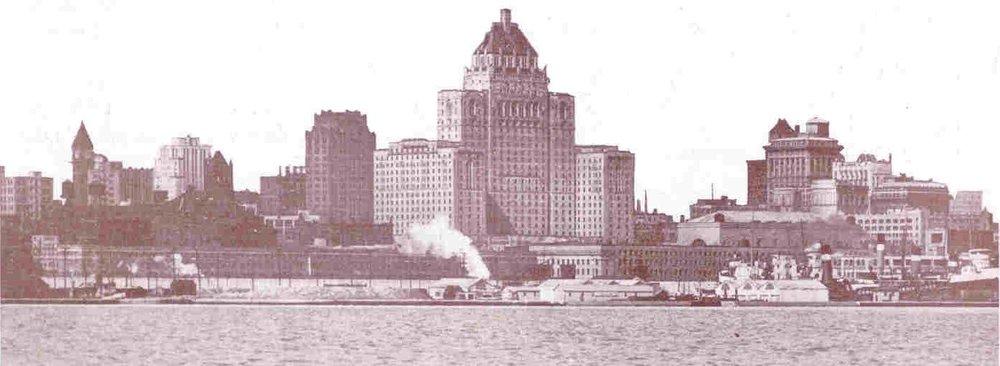 Toronto, 1930.