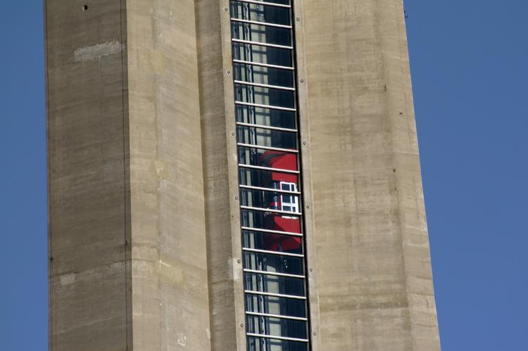 CN Tower Elevator
