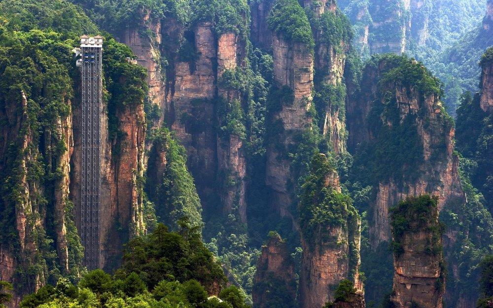 Bailong Elevator China