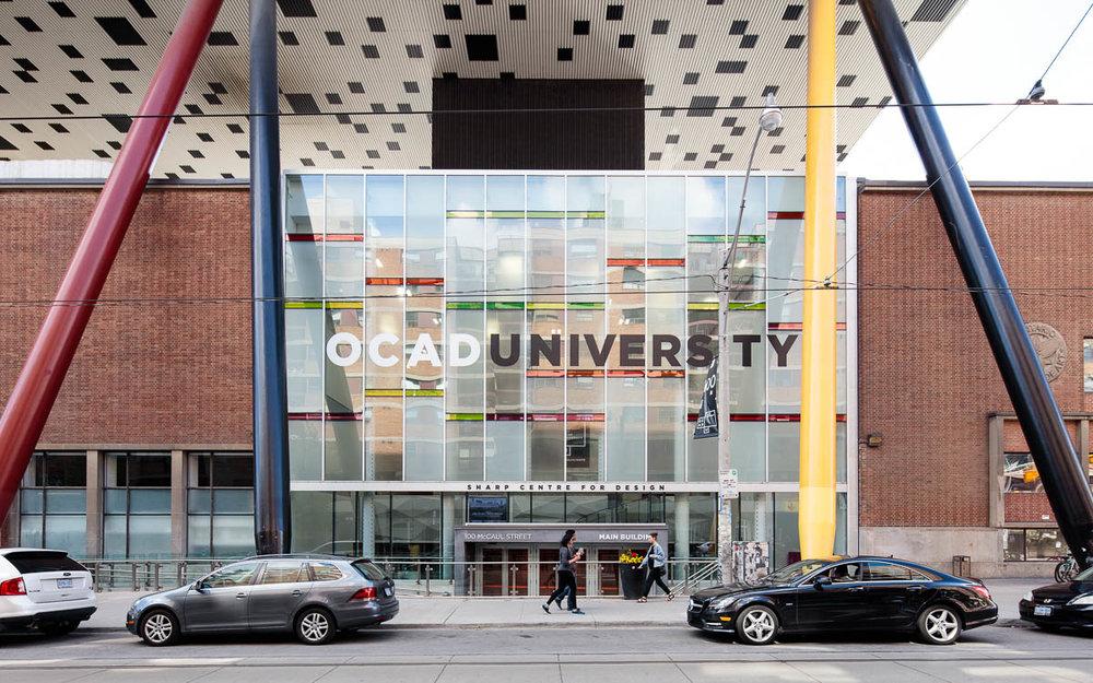 OCAD University Elevator