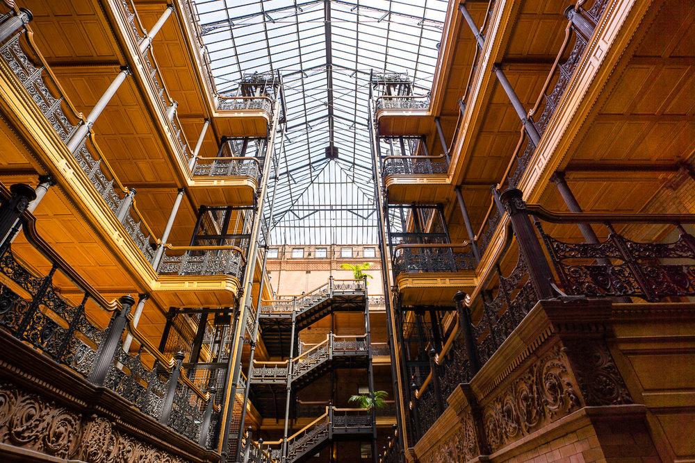 Bradbury Building Elevator 04.jpg