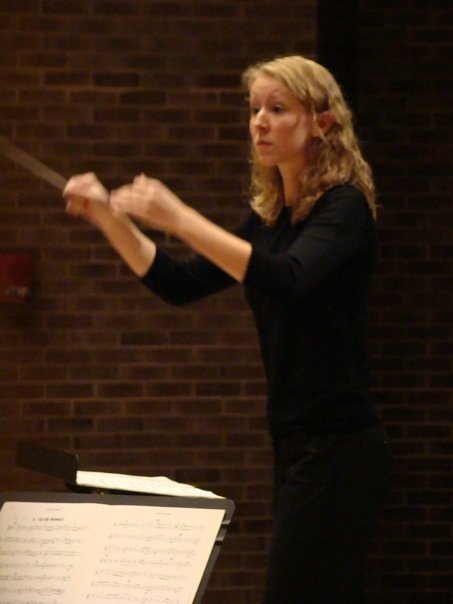 Sarah Bost, M.A. Music Ed. Flute and saxophone