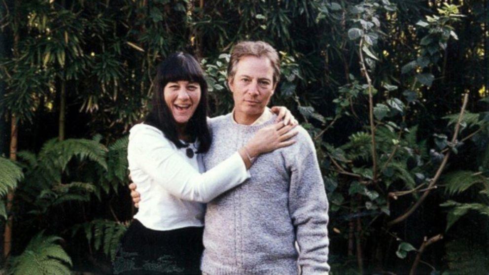 Susan Berman with Robert Durst