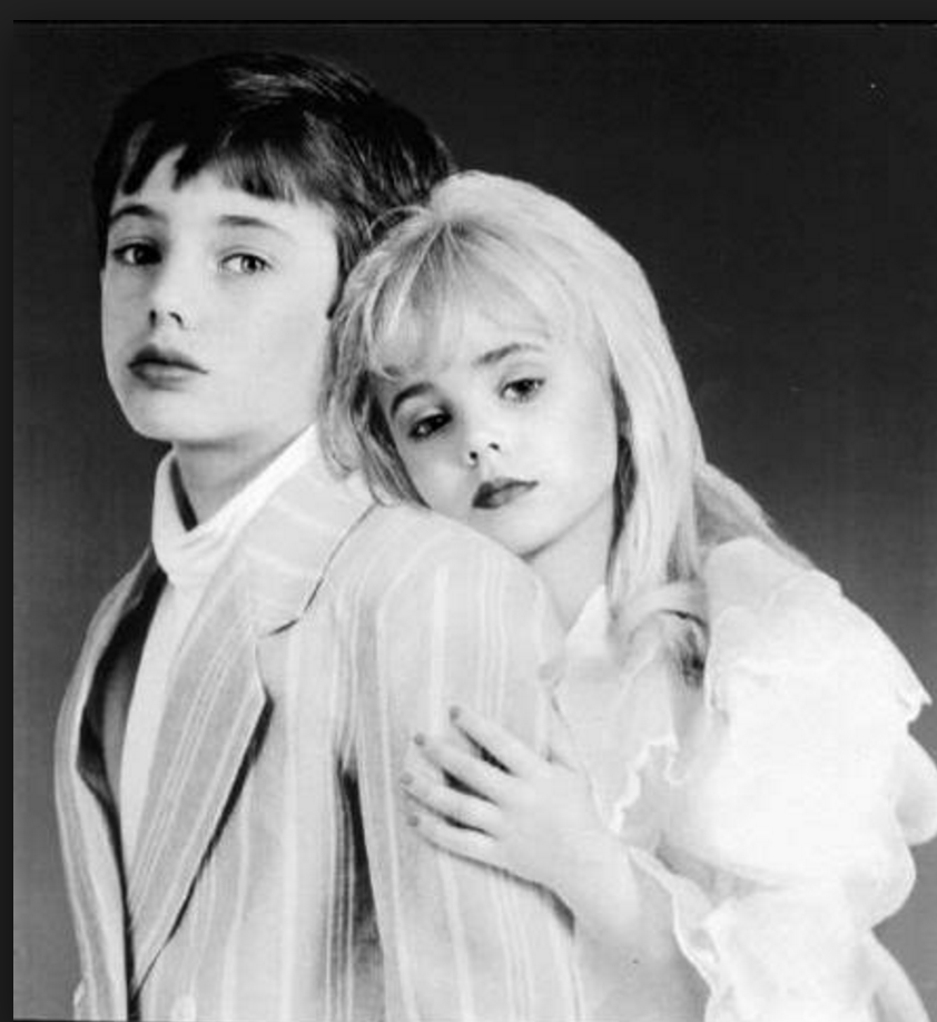 Burke and JonBenét Ramsey