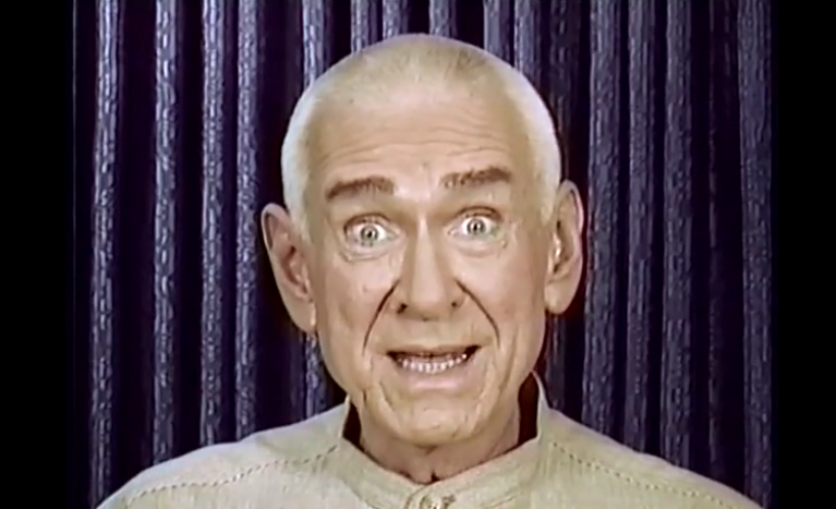 Marshall Applewhite in a recruitment video
