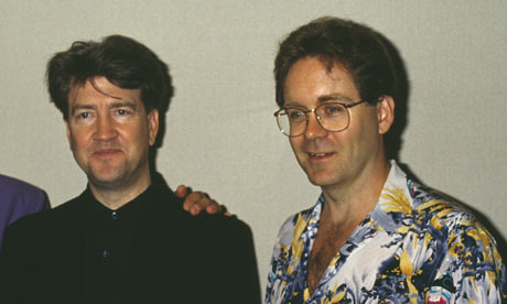 Twin Peaks' co-creators David Lynch and Mark Frost