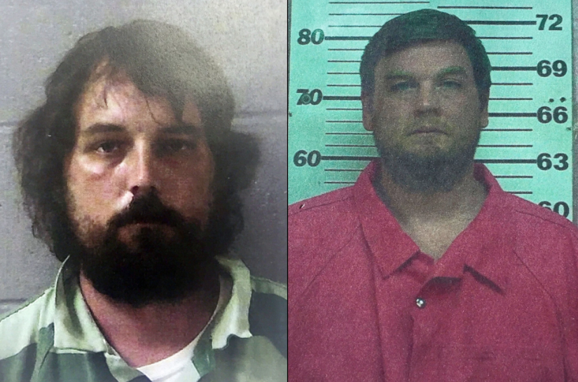 Ryan Duke and Bo Dukes mugshots