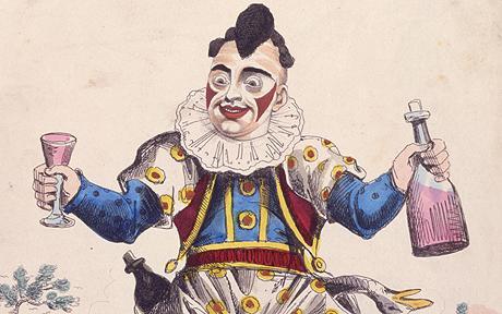 Joseph Grimaldi's clown