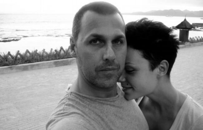 Ant Hampel and Phoebe Handsjuk