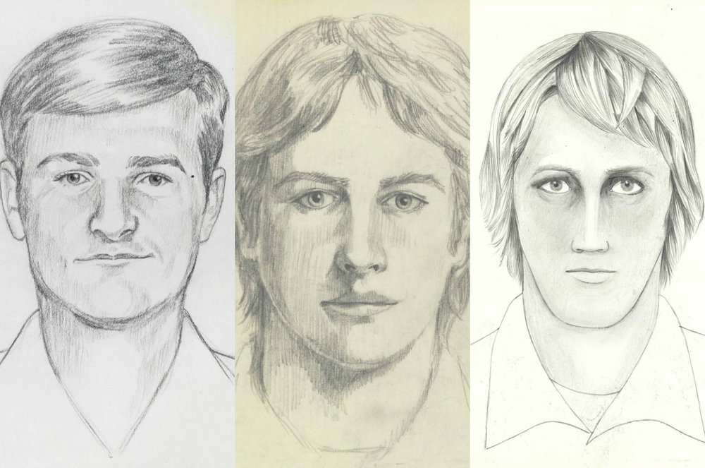 Three more renderings of the killer