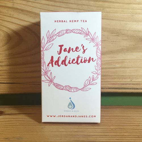 Tea Shop — Jordan & Janes
