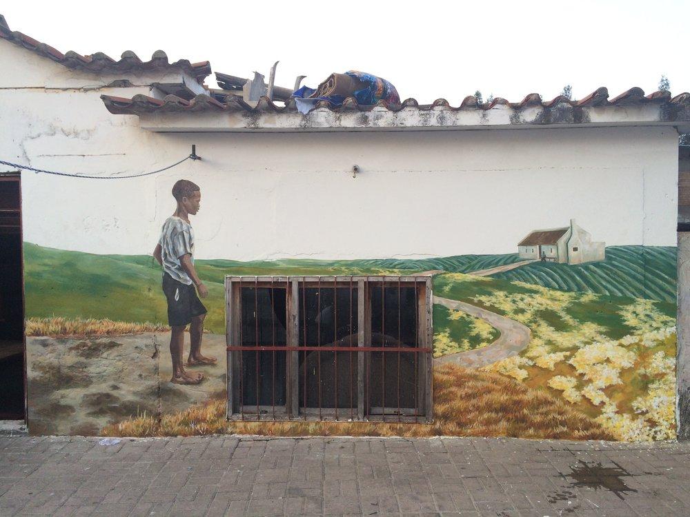 The prodigal son, a long way off. Masana, maputo mozambique.jpg