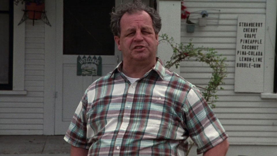 "Paul Dooley as the ""UFO Abductee"" - © 1996 Castle Rock Entertainment"